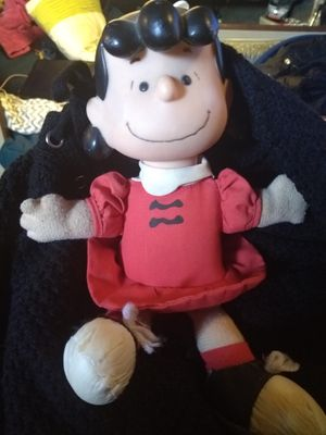 Lucy Peanuts Doll 1963 McDonald's doll for Sale in San Diego, CA
