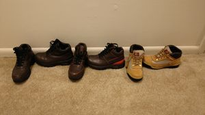 Nike & Timberland boots for Sale in Baltimore, MD