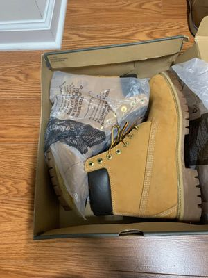 Men timberlands 9.5 for Sale in Durham, NC