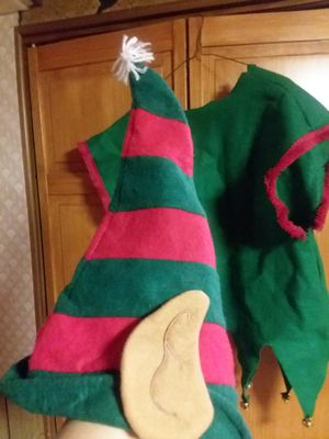 Elf costume for Sale in Mars, PA
