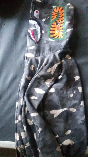 Bape hoodie glow in the dark for Sale in Philadelphia, PA
