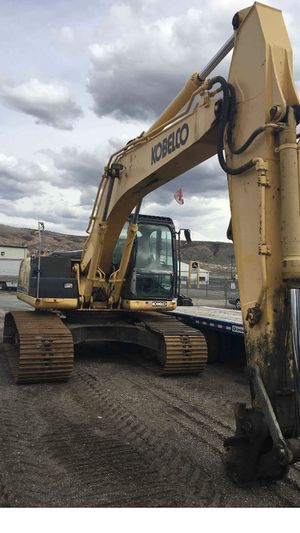 Kobelco excavator for Sale in Las Vegas, NV