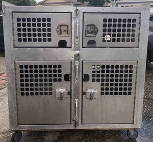 Aluminum Dog Crate /Hunting for Sale in Windermere, FL