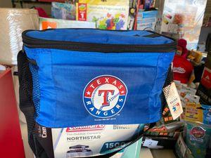 New Texas Rangers - 6pk Cooler Bag for Sale in Houston, TX