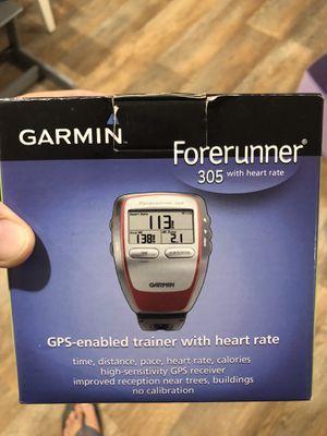Garmin forerunner 305 for Sale in Apex, NC