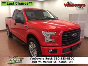 2017 Ford F-150 for Sale in Akron, OH