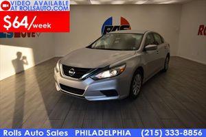 2018 Nissan Altima for Sale in Philadelphia, PA
