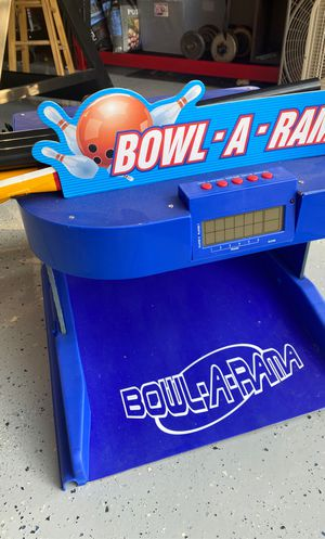 Free bowl-a-rama game only missing balls for Sale in Fontana, CA