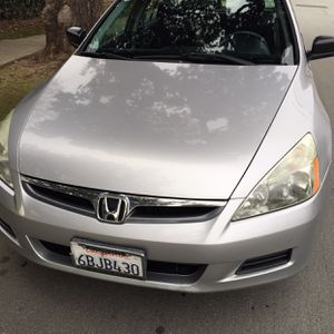 Honda Accord 2007 Clean Tittle . 79000 Milas for Sale in Hayward, CA
