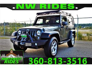 2015 Jeep Wrangler for Sale in Bremerton, WA