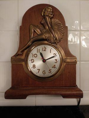 Antique ballerina Sessions Clock for Sale in Clovis, CA