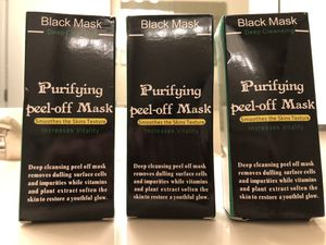Purifying Peel-off Mask (Set of 3) for Sale in St. Louis, MO