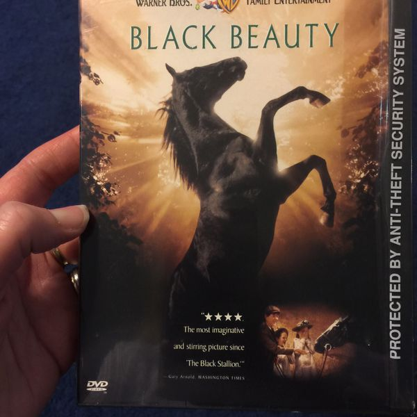Black Beauty (DVD, 1999) NEW SEALED