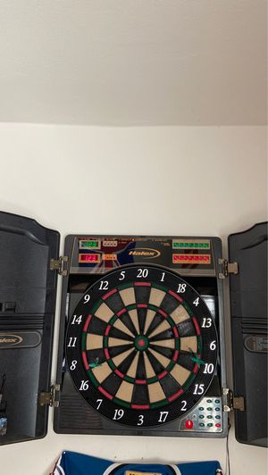 Electronic dart game board for Sale in Huntington Beach, CA