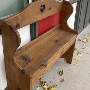 Kids Small Bench for Sale in Phoenix, AZ