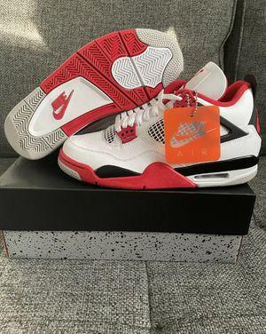 Jordan 4 Retro Fire Red 2020 IN HAND for Sale in Fairfax, VA