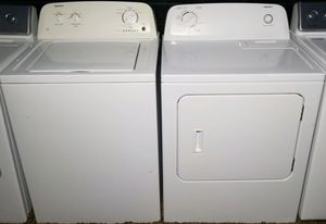 """""""ADMIRAL"""" MATCHING SET WASHER & ELECTRIC DRYER SUPER CAPACITY PLUS 3.8 cu ft for Sale in Phoenix, AZ"""