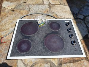 """Ceran glass 30"""" cooktop free for Sale in Mountain View, CA"""