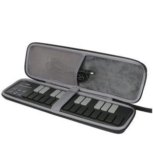 Hard Travel Case for Korg Nano Slim Line MIDI Keyboard/DJ Drum Pad/USB Controller nanoKEY2 nanoPAD2 nanoKONTROL2 for Sale in Redlands, CA