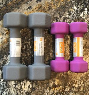 Dumbbell Set of 10lb and 5lb (30lb total) for Sale in Cambridge, MA