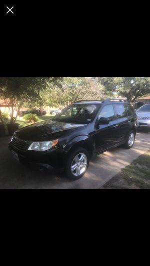 09 Subaru Forester for Sale in Austin, TX
