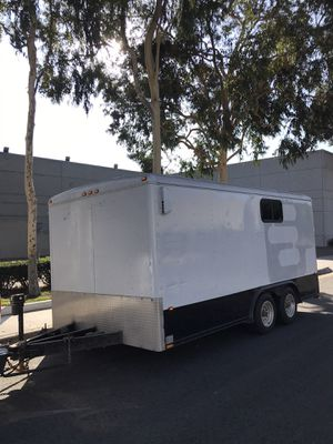 Wells Cargo Enclosed 8.5' X 16' Cargo Trailer for Sale in Fullerton, CA