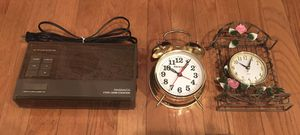 Clocks (price is for all 3) for Sale in Damascus, MD
