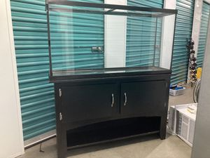 Aquarium and Stand for Sale in Chino, CA