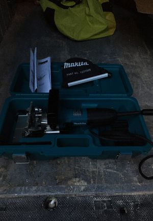 Makita Plate Joiner for Sale in Silver Spring, MD