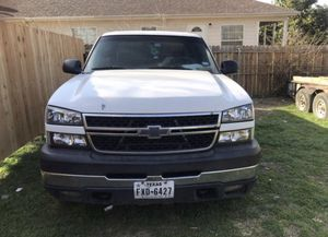 2007 2500 HD classic chevy silverado for Sale in Fort Worth, TX