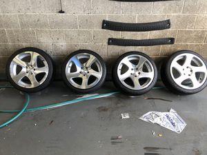18in rotiform wheels for Sale in Ashburn, VA