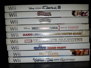 Wii Games for Sale in Joliet, IL