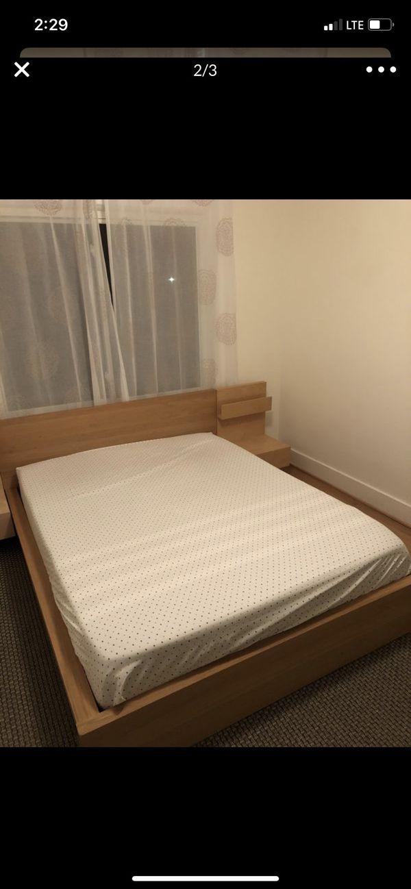 Ikea Queen Bed Frame