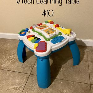 Baby Learning Table Toy for Sale in Glendale, AZ
