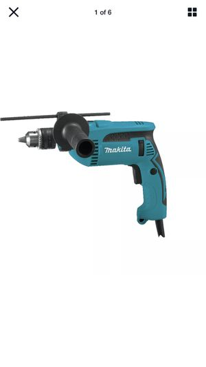 """Makita HP1640 6.0 Amp 5/8"""" Hammer Drill New for Sale in Beaumont, CA"""