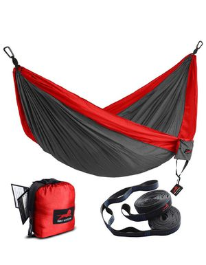 Single and Double Camping Hammock Tree Straps for Sale in New York, NY