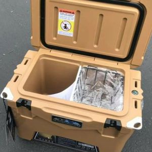 Brand New Roto-molded 20 qt TAN top of line Ice Chest Cooler & DOZENS more items posted here for Sale in Kirkland, WA