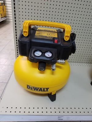 Dewalt compressor 6.0 gal new for Sale in Johns Creek, GA