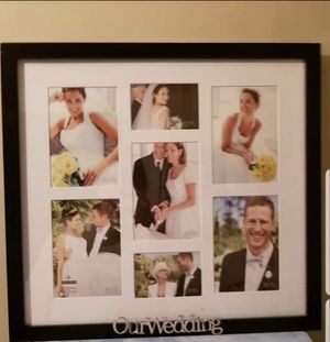 NEW Our Wedding picture frame for Sale in Murfreesboro, TN