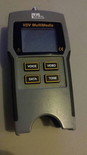 VDV Multimedia Cable Tester for Sale in Washington, DC
