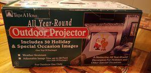 Outdoor projector for Sale in Trenton, NJ
