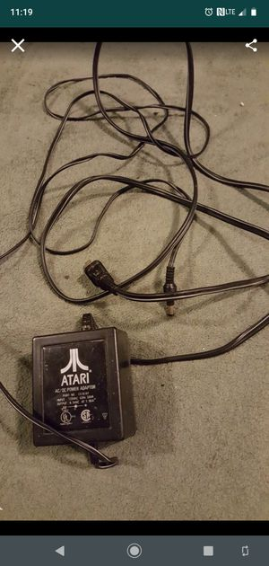 Atari 5200 power supply for Sale in San Diego, CA