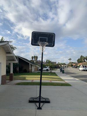 Basketball Hoop for Sale in Huntington Beach, CA