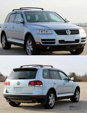 Automatic Volkswagen Touareg V8 AWD 2OO5 for Sale in Sioux Falls, SD