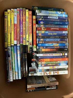 DVD and Blu Ray lot for Sale in Arlington, TX