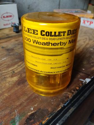 300 Weatherby Reloading dies for Sale in Lexington, KY
