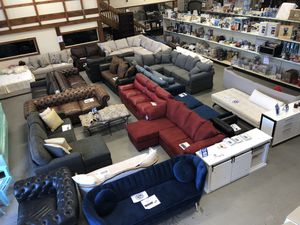 Sectionals, Sofas, Recliners, Sleeper Sofas, Dining Chairs, Bed Frames 40-80% Off Retail for Sale in Hampton, NH