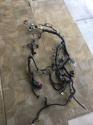 2012 Jeep Wrangler JK engine harness used. For spare parts only! for Sale in Rancho Cucamonga, CA