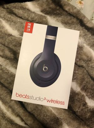 Beats by Dre, beats studio3 wireless headphones for Sale in Gainesville, VA