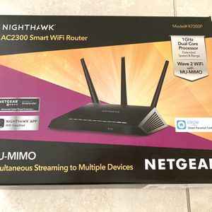 Like New Netgear Nighthawk R7000P AC2300 WiFi Router for Sale in Phoenix, AZ